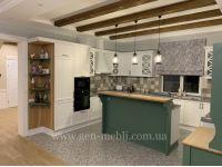 Кухні і вітальні