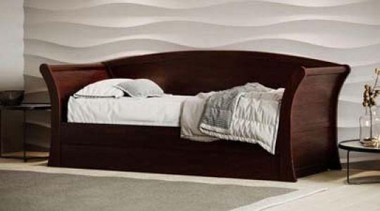 Деревянная кровать тахта Адриатика Genmebli