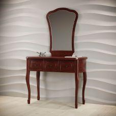 Туалетний стіл з дзеркалом Гармонія