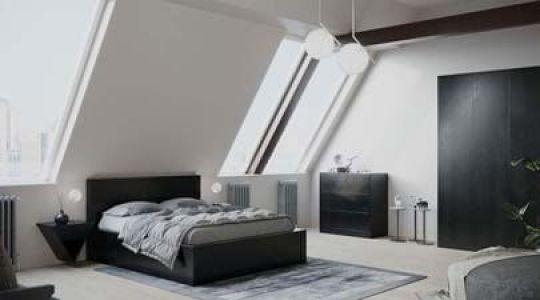 Спальня Грация из массива дерева Genmebli