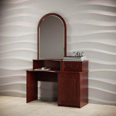 Туалетний стіл з дзеркалом Ланіта