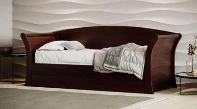 Адриатика кровать диван деревянный