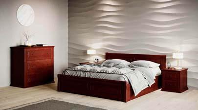 Спальня Лана из массива дерева